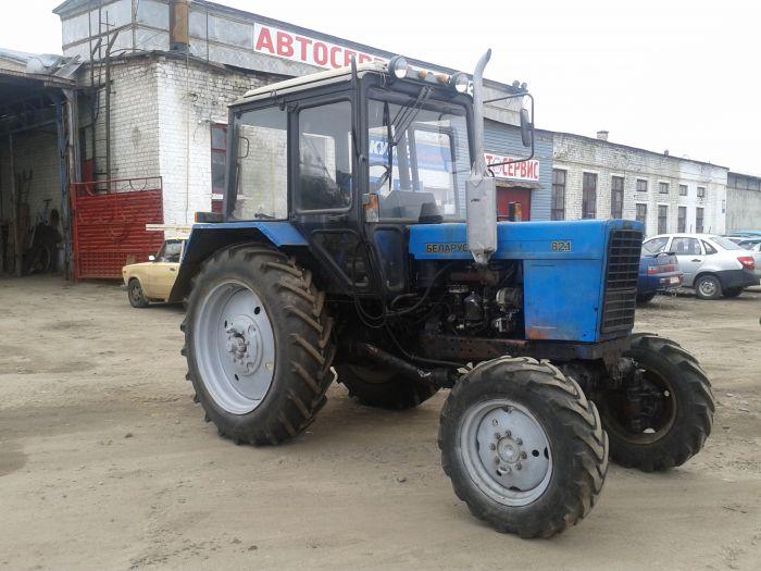 Тракторы мтз 82 бу в ставропольском крае - 1