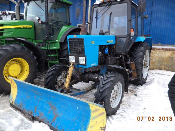 трактор мтз-82 кун фото