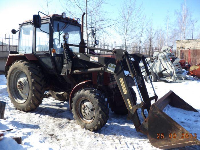 Из рук в руки авто Трактор МТЗ Минск 2018